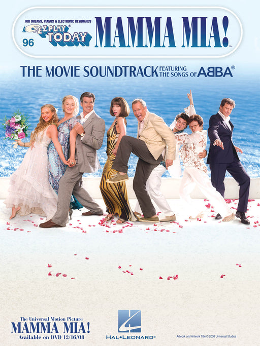 ABBA: Mamma Mia - The Movie Soundtrack: Piano Solo