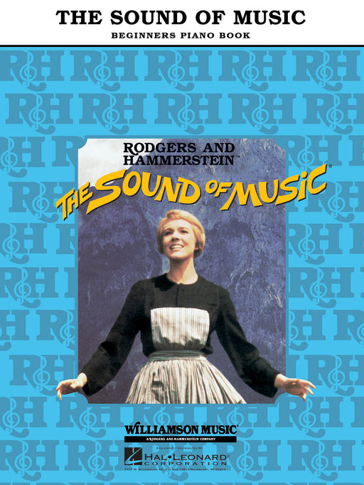 The Sound Of Music: Beginners Piano Book: Voice
