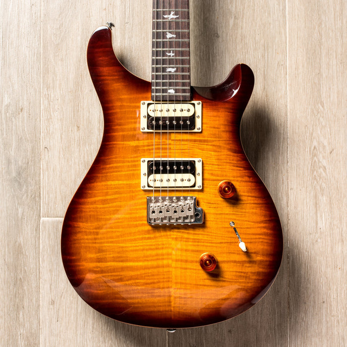 PRS S2 Custom 24 - Tobacco Sunburst
