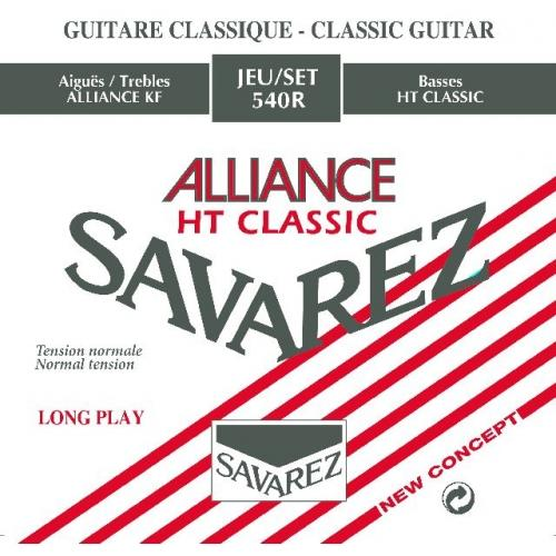 Savarez 520R HT Classic Classical Guitar Strings - Normal Tension