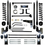 "2013-2017 RAM 3500 4WD 12"" LONG ARM 4LINK KIT"