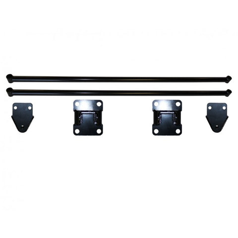 "68"" WELD ON TRACTION BAR KIT (SHORT BED) - Chevy / GMC 99-10 1500HD 2500HD 3500HD"