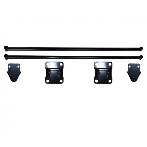 "68"" BOLT ON TRACTION BAR KIT (SHORT BED) - Chevy / GMC 99-10 1500HD 2500HD 3500HD"