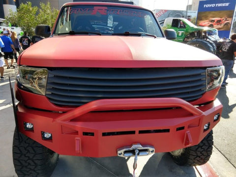Ford Front Bumper Bronco, 1992-1996