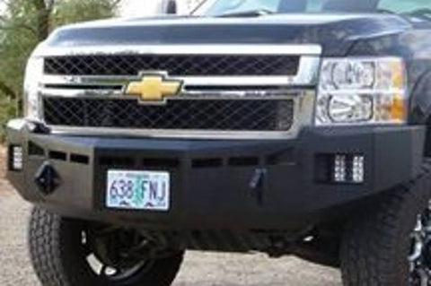 Chevy Front Bumper 1500, 2007-2013