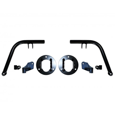 DOUBLE FRONT SHOCK HOOPS - 03-12 Dodge Ram 2500 / 2500