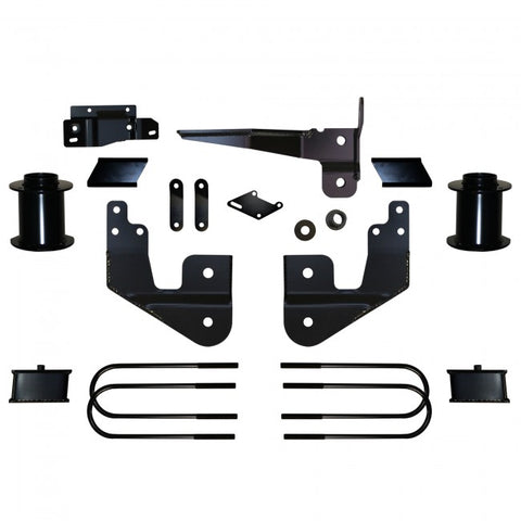 "2013-2017 RAM 3500 4WD 6"" BASIC KIT W/ FRONT COIL SPACER"