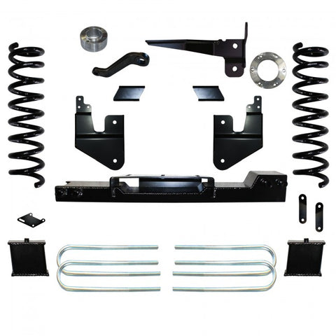 "2013-2017 RAM 3500 4WD 8"" BASIC KIT W/ FRONT COIL SPRINGS"