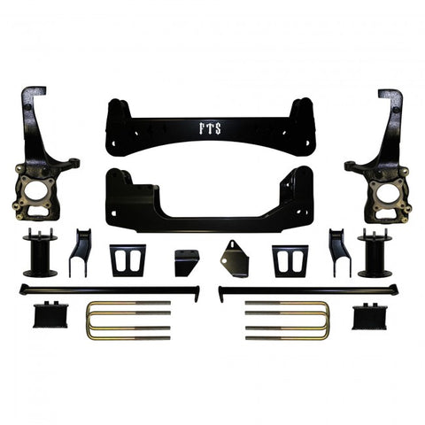 "2004-2008 6"" FORD F150 4WD BASIC KIT"