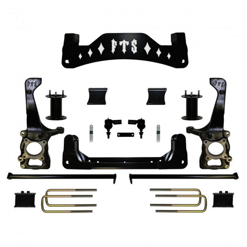 "2014 6"" FORD F150 2WD BASIC KIT"
