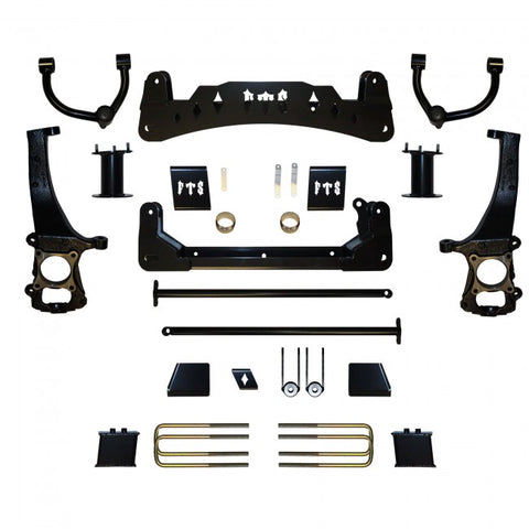 "2015-2017 8"" FORD F150 2WD BASIC KIT"