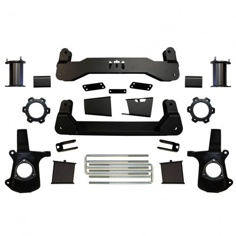 "2007-13 CHEVY / GMC 1500 4WD 6"" KIT"