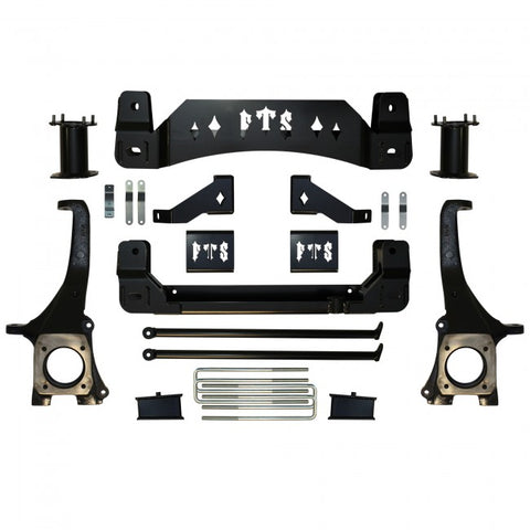 "2007-2015 Toyota Tundra 6"" BASIC KIT"