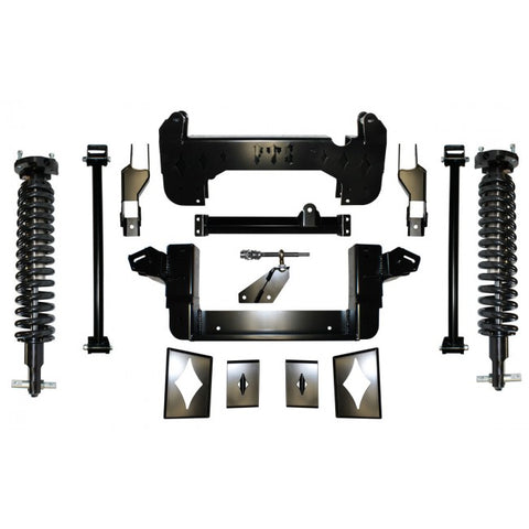 "2008-2013 10"" CHEVY / GMC 1500 4WD W/ COILOVERS"