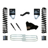 "2005-2007 FORD F350 4"" BASIC KIT W/ REAR BLOCKS"