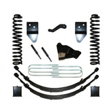 "2005-2007 FORD F250 8"" BASIC LIFT KIT W/ REAR SPRINGS"