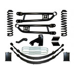 "2008-2013 FORD F250/F350 10"" RADIUS ARM KIT W/ REAR SPRINGS"