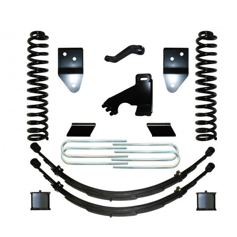"2008-2013 FORD F350 8"" BASIC KIT W/ REAR SPRINGS"