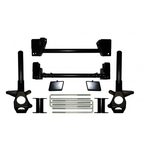 "2004-2011 Nissan Titan 7"" 4WD BASIC LIFT KIT"