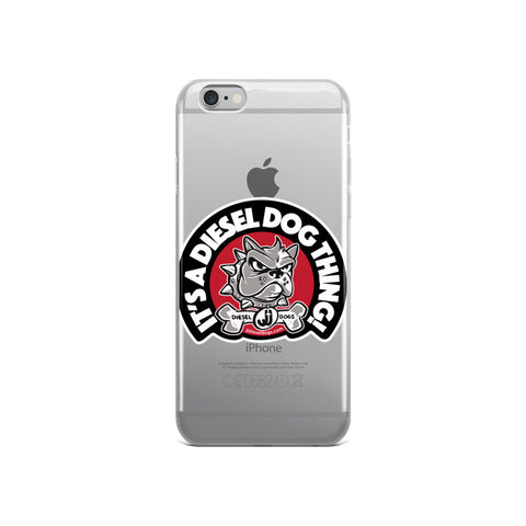 Diesel Dog Phone Case - iPhone 6 or 6s
