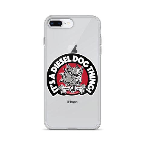 Diesel Dog Phone Case - iPhone 7+ or 8+