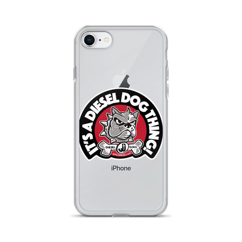 Diesel Dog Phone Case - iPhone 7or 8