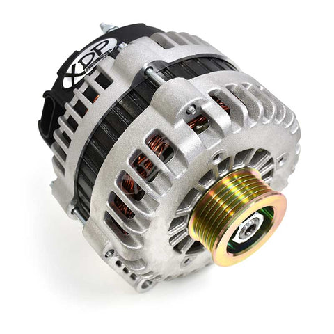 XDP High Output 220 Amp Alternator XD224- 2001-2007 GM 6.6L Duramax