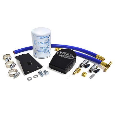 XDP 7.3L Coolant Filtration System XD249 - 1999.5-2003 Ford 7.3L Powerstroke
