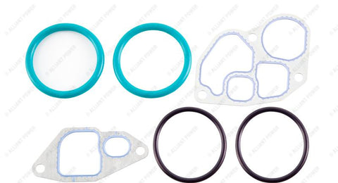 Engine Oil Cooler O-ring and Gasket Kit  7.3L Ford Powerstroke (1994-2003)/ Navistar T444E