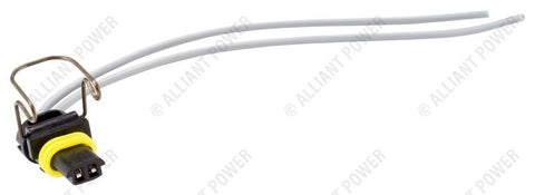 2 Wire Pigtail 7.3L Ford Powerstroke (1994-2003) / 6.0L And 4.5L Powerstroke / 6.7L Power Stroke / Navistar