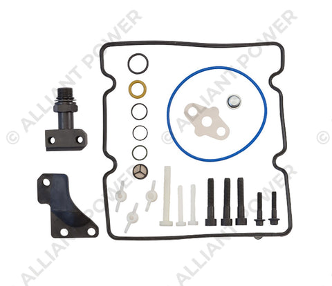High-Pressure Oil Pump (HPOP) Installation Kit w/ fitting - 6.0L And 4.5L Ford Powerstroke