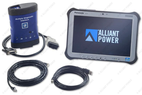 Diagnostic Tool Kit CF-54 - GM