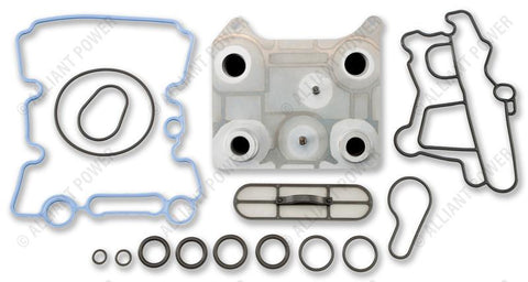 Engine Oil Cooler Kit  6.0L And 4.5L Ford Powerstroke F Series, excursion (2004-2007), E Series (2004-2010), 4.5L LCF (2006-2010), NAVISTAR VT365, VT275, MAXXFORCE 5