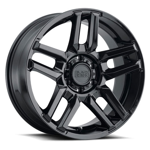 BLACK RHINO MESA GLOSS BLACK