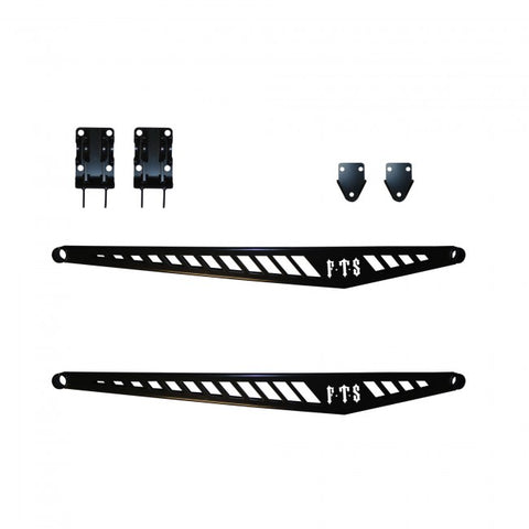 "70"" BOLT ON TRACTION BAR KIT BOXED STYLE (LONG BED) - Chevy / GMC 11-13 2500HD 3500HD"