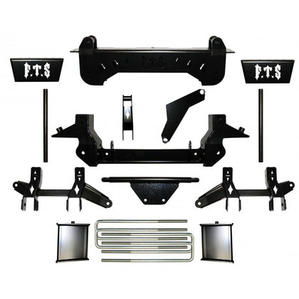"1988-1998 4WD 1500 6.5"" GM BASIC LIFT KIT"