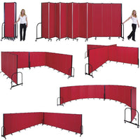 Screenflex STANDARD Portable Room Divider - Vinyl