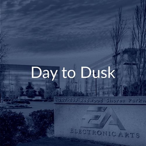 Day to Dusk Image Enhancement