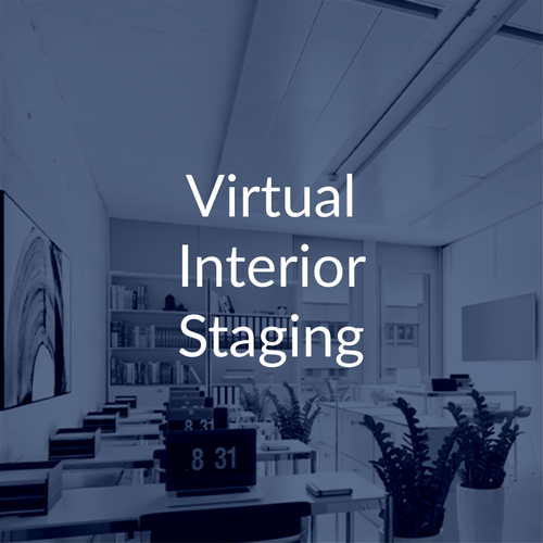Virtual Interior Staging