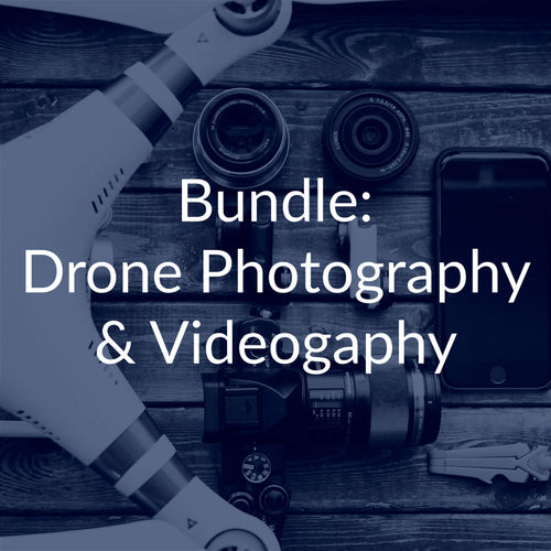 Bundle Deal - Aerial Drone Photography and Aerial Drone Videography