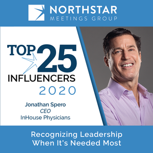Dr. Jonathan Spero Named Among Top 25 Influencers of the Meetings Industry
