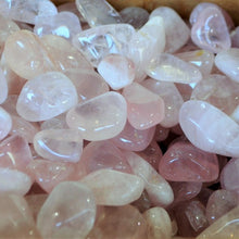 Load image into Gallery viewer, Rose Quartz Tumble Stone