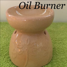 Load image into Gallery viewer, Beige Ceramic Oil Burner