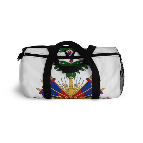 White Coat of Arm Duffel Bag