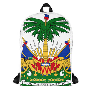 Zoe Season Coat of Arm Backpack