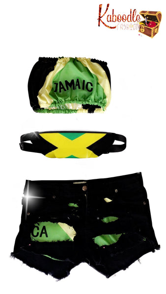 Island Gyal  Two Piece Set