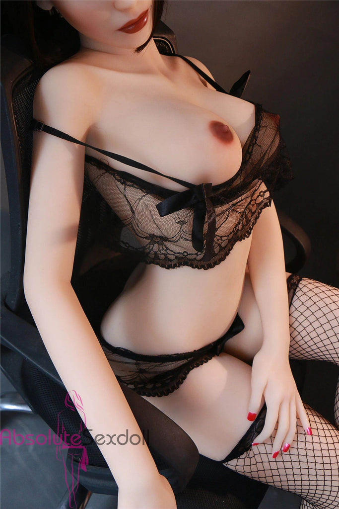 Naomi 163cm A-Cup Cute Brunette Sex Doll