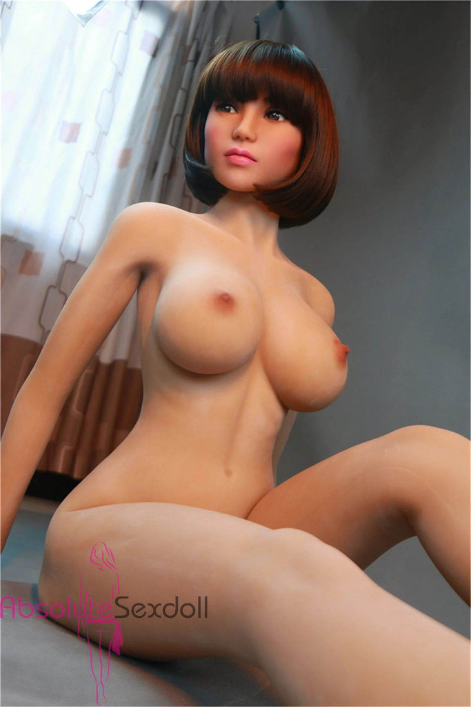 Simone 146cm C-Cup Tender Brunette Sex Doll