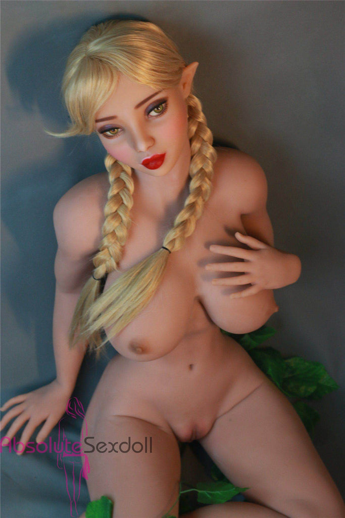 Laluna 136cm Blonde Elf Sex Doll