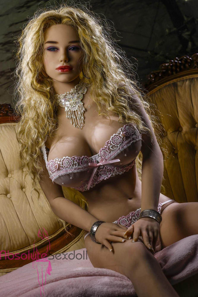 Gabrielle 158cm Sweet Blonde Sex Doll
